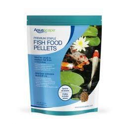 Aquascape Premium Staple Fish Food, Medium Pellet 2.2 lb (MPN 98868)