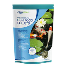 Aquascape Premium Staple Fish Food, Large Pellet 4.4 lb (MPN 98869)