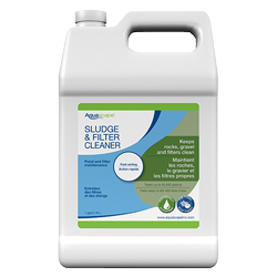 Aquascape Sludge & Filter Cleaner 1 gallon (MPN 98883)