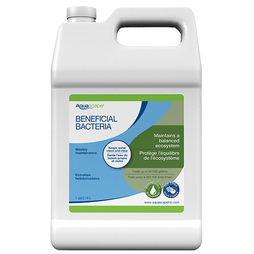 Aquascape Beneficial Bacteria 1 Gallon (MPN 98885)