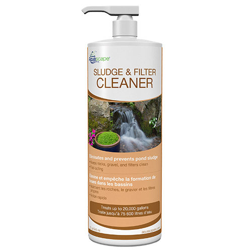 Aquascape Sludge & Filter Cleaner 32 oz (MPN 98891)