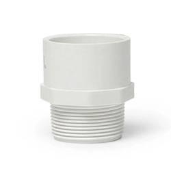 "Aquascape PVC Male Pipe Adapter 1.5"" (MPN 99143)"