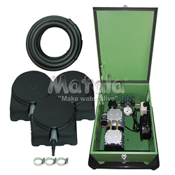 Matala MEA Lake Pro 3C Kit w/ Cabinet (MPN MCAK-120C1)