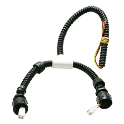 Aqua UV 2-Lamp Wiring Harness for 80 Watt Classic Sterilizer Unit (MPN A40065)