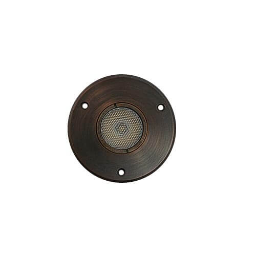 Anjon Manufacturing 3-Watt Bronze Well Light (MPN 3WELL-BZ)