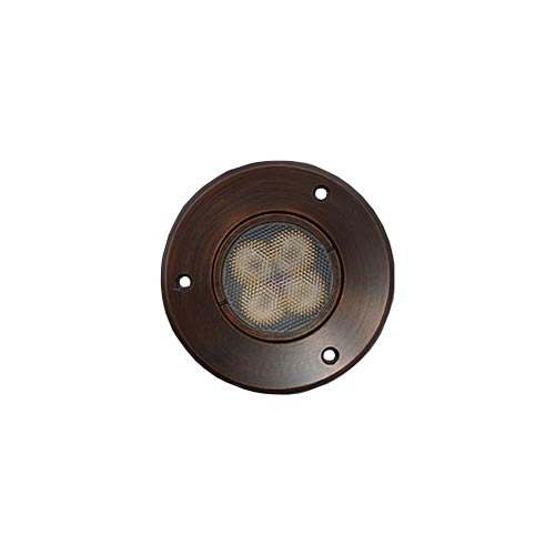Anjon Manufacturing 6-Watt Bronze Well Light (MPN 6WELL-BZ)