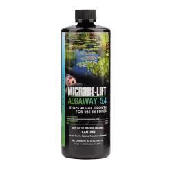 Microbe-Lift Algaway 5.4, 32 oz. (MPN ALGA32)