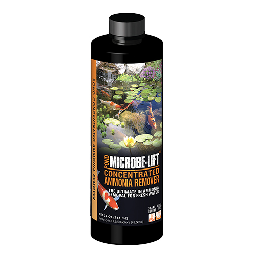 Microbe-Lift Ammonia Remover 32 oz. (MPN AMRE32)
