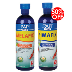 API Pond Mela Fix 16 oz. with 50% Off on PimaFix 16 oz. (MPN 176B)