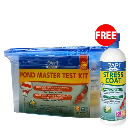 Stress Test Liquidity: Best Prices On Everything For Ponds And Water