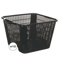 "Planting Basket Square 12"" (x12) (MPN PT966)"