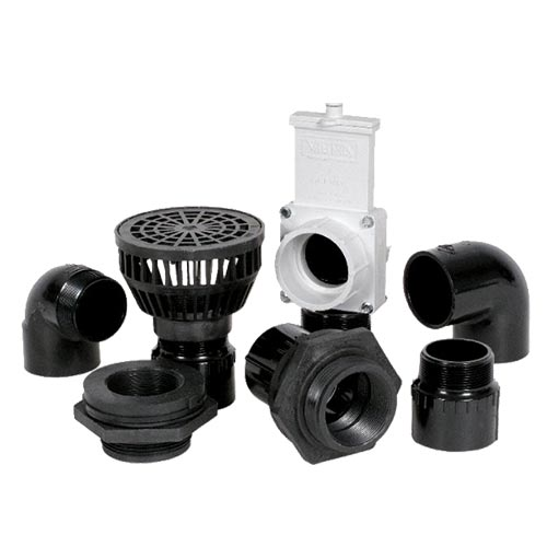 Atlantic Bottom Drain Kit for all Pro Series Skimmers (MPN BD2000)