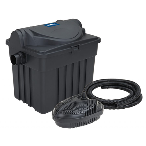 Bermuda Pond 1550 Gal Filter Kit w/ Pump & UVC Package (MPN BER0401)