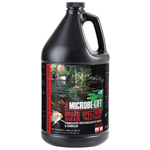 Microbe-Lift Broad Spectrum Disease Treatment 1 Gal (MPN BSDTG1)