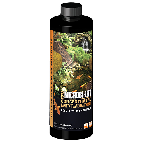 Microbe-Lift Barley Straw Extract & Peat 32 oz. (MPN BSEP32)