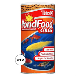 Tetra Color Food Soft Sticks 4.94 oz (12 Pack) (MPN 16451)