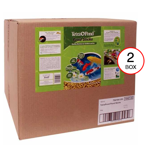 Tetra Floating Food Sticks 40 liter (2 box) (MPN 16457)