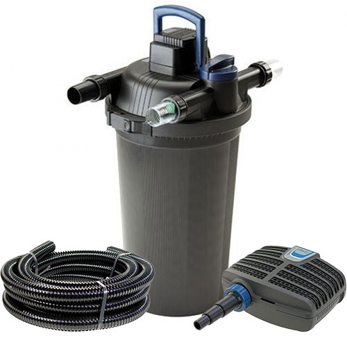 Oase FiltoClear 8000 Filter & EcoClassic 3600 Pump Kit