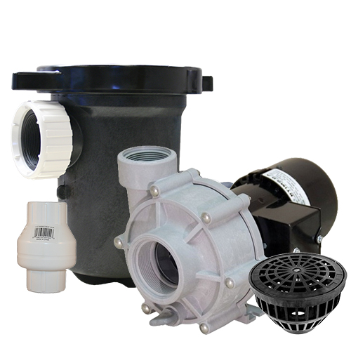 Sequence External Pond Pump Combo Kit
