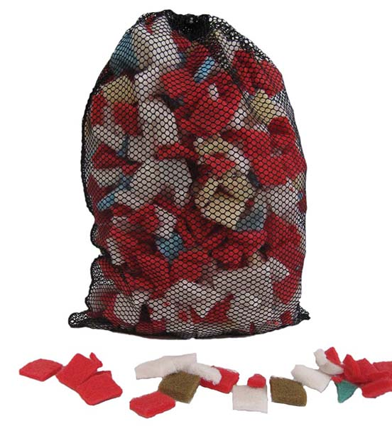 EasyPro Mesh Bag (MB21) with 2 cubic feet of Bio-Blox (MPN BBM2B)