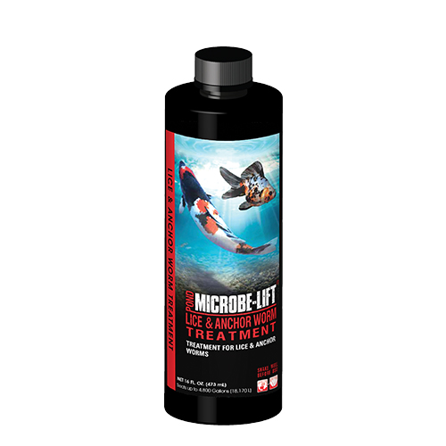 Microbe-Lift Lice & Anchor Worm 16 oz (MPN LAWP16)