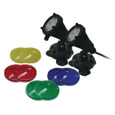 91959 - EasyPro (2) 6 Watt LED Underwater Light Kit (MPN LED6WPK)