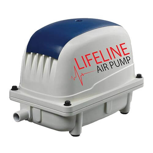 LL-140 - Anjon Manufacturing LifeLine Air Pump (MPN LL-140)