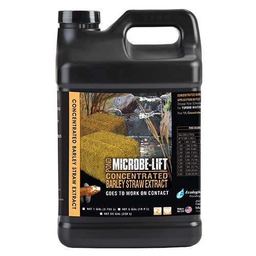 Microbe-Lift  Barley Straw Extract 5 gal. (MPN MLCBSE5G)