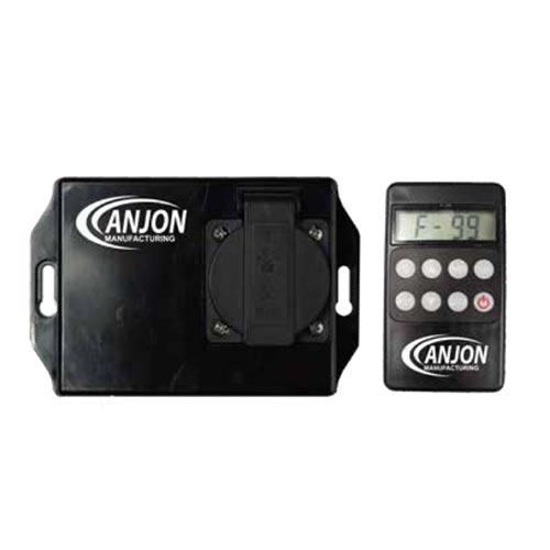 Anjon Manufacturing Variable Speed Control & Remote (500 - 8,000 GPH) (MPN MSVACR)