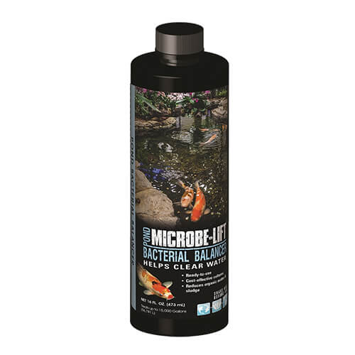 Microbe-Lift Pond Bacterial Balancer 16 oz. (MPN PBB16)