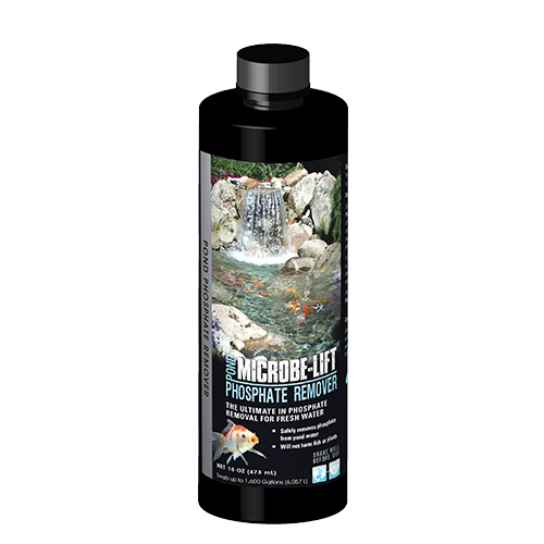 Microbe-Lift Phosphate Remover 16 oz. (MPN PHOSRE16)
