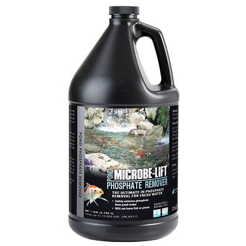 Microbe-Lift Phosphate Remover 1 gallon (MPN PHOSREGAL)