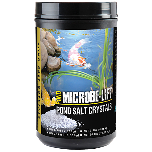 Microbe-Lift Pond Salt Crystals 5 lbs (MPN PSALTMD)