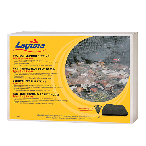 52230 - Laguna Black Pond Netting 15' x 20' (MPN PT954)