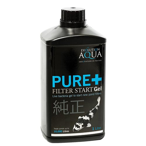 Evolution Aqua Pure Filter Start Gel 33.81oz (MPN PUREPONDGEL1L)