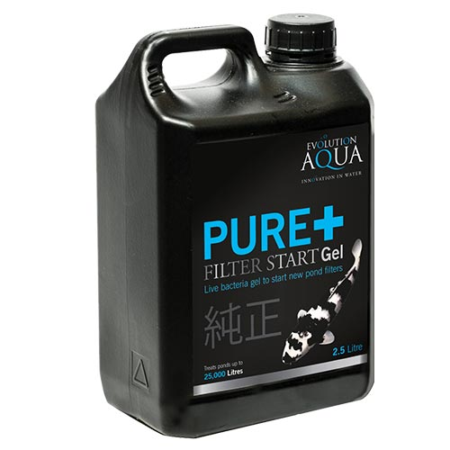 Evolution Aqua Pure Filter Start Gel 84.54oz (MPN PUREPONDGEL2.5L)