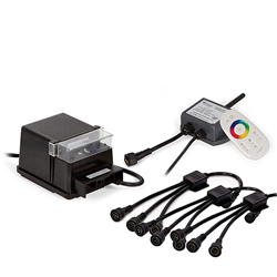 Atlantic Controller, Remote & 7-Way Splitter for CC (MPN SOLCCMX7)