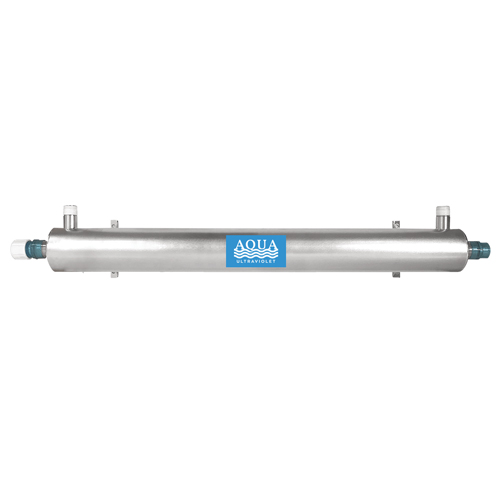"Aqua Ultraviolet Stainless Steel, SL 200 Watt Unit 2"", Wiper 220V/60Hz (MPN AS90213)"