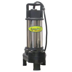 EasyPro 6000 GPH 230 Volt Stainless Steel TH Pump (MPN TH7502)