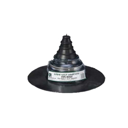"Tite Seal Pipeboot 1"" - 6"" w/ Butyl Adhesive (MPN PB16)"