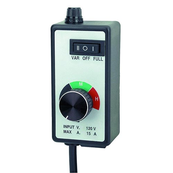 Anjon Manufacturing Variable Speed Control (500 GPH - 6,100 GPH) (MPN VAC15A)
