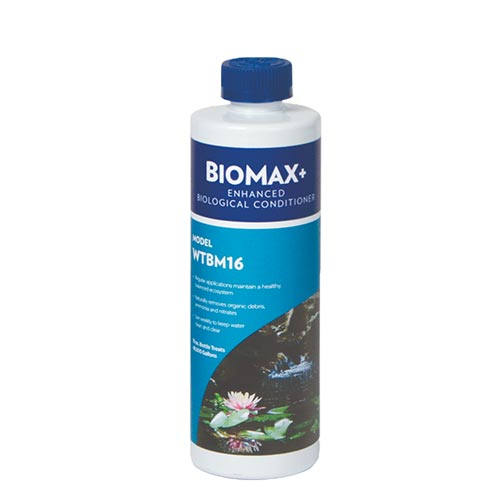 Atlantic BioMax+ (16 oz.) Enhanced Biological Conditioner (MPN WTBM16)