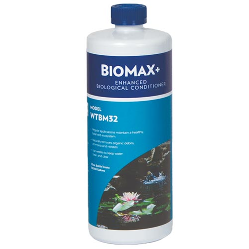 Atlantic BioMax+ (32 oz.) Enhanced Biological Conditioner (MPN WTBM32)