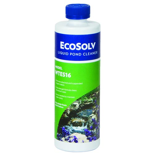 Atlantic EcoSolv (16 fl oz) Liquid Pond Cleaner (MPN WTES16)