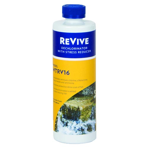 Atlantic ReVive (16 fl oz) Dechlorinator with Stress Reducer (MPN WTRV16)
