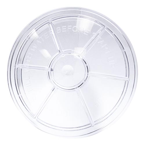 PerformancePro ArtesianPro Lexan Lid, O-ring NOT included (MPN ALL-3-40)