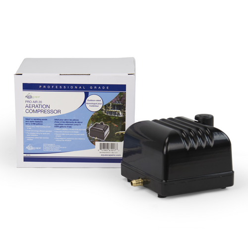 61016 - Aquascape Pro Air 60 Air Compressor (MPN 61016)