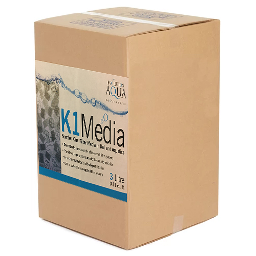 Evolution Aqua K1 Media - 0.11 cu ft (MPN MEDIA3L)
