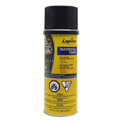 Laguna Waterfall Foam - Black (MPN PT590)