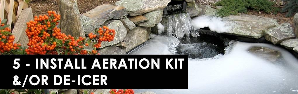 Webb's Water Gardens - Fish Medications